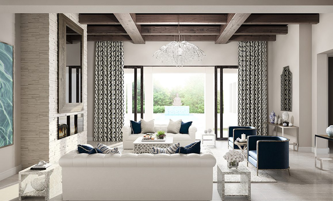 What to see before hiring an interior designer